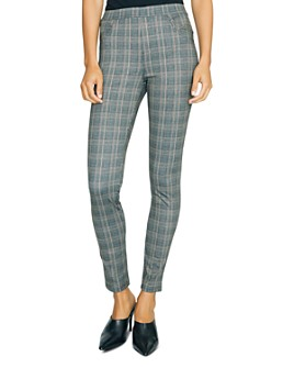 Sanctuary - Carnaby Plaid Skinny Ankle Pants