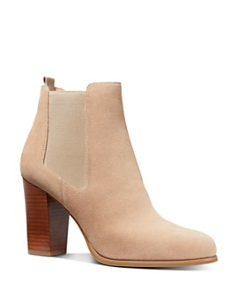 MICHAEL Michael Kors - Women's Lottie High-Heel Ankle Booties