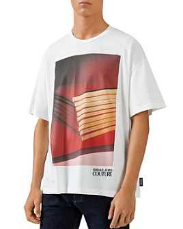 Versace Jeans Couture - Graphic Logo Tee