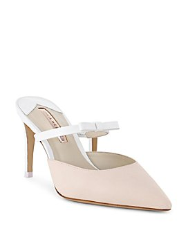 Sophia Webster - Women's Laurielle High-Heel Mules
