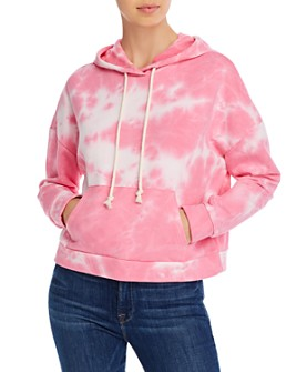 AQUA - Tie-Dye Hooded Sweatshirt - 100% Exclusive