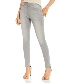 JAG Jeans - Maya Skinny Jeans in Weathered Blue