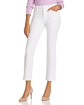 MOTHER - The Dazzler Ankle Straight-Leg Jeans in Fairest Of Them All