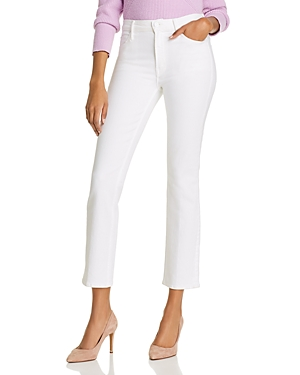 Mother The Dazzler Ankle Straight-Leg Jeans in Fairest Of Them All-Women