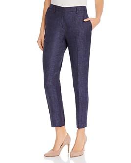 Fabiana Filippi - Linen, Wool & Silk Woven Pants