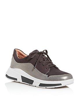 FitFlop - Women's Freya Low-Top Sneakers