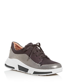 FitFlop - Women's Freya Low-Top Sneakers
