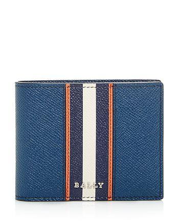 Bally - Bevye Leather Bi-Fold Wallet