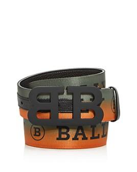 Bally - Men's Mirror B Reversible Belt