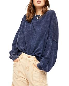 Free People - 213 Slouchy Sweatshirt