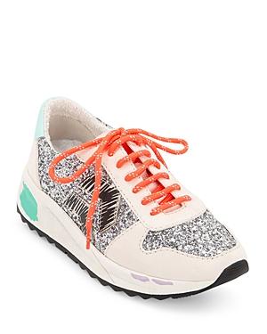 Dolce Vita Women's Yasmen Low-Top Glitter Sneakers