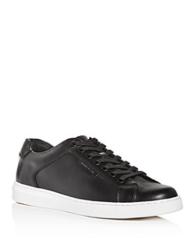 Kenneth Cole - Men's Liam Leather Low-Top Sneakers