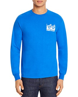 Free and Easy - Long-Sleeve Wave Tee - 100% Exclusive