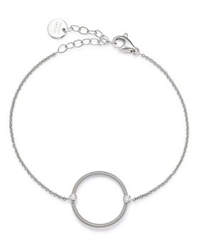 Marco Bicego - 18K White Gold Bi49 Diamond Circle Chain Bracelet - 100% Exclusive
