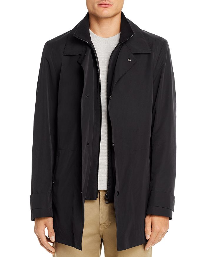 HUGO - Barelto Regular Fit Coat