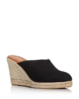 Andre Assous - Women's Romy Espadrille Wedge Slide Sandals
