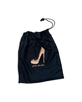 """Miamica - """"If The Shoe Fits"""" Travel Shoe Bag"""