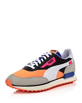 PUMA - Men's Ride Game On Low-Top Sneakers