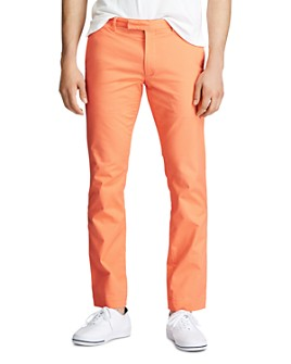 Polo Ralph Lauren - Stretch Slim Fit Chino Pants