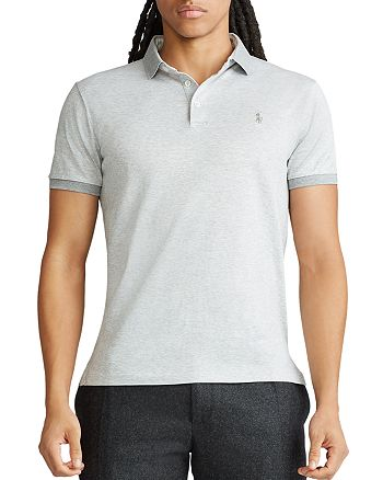 Polo Ralph Lauren - Custom Slim Fit Jersey Polo Shirt