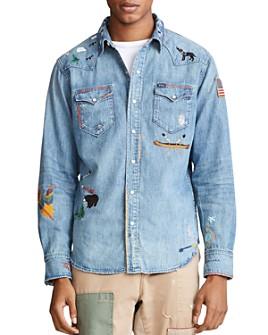 Polo Ralph Lauren - Limited-Edition Western Shirt