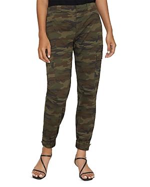 Sanctuary Camo Cargo Jogger Pants-Women