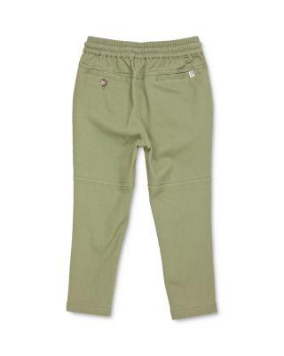 L, Black//Dark Green Jordan Boys Tiger Camo Jogger Pants