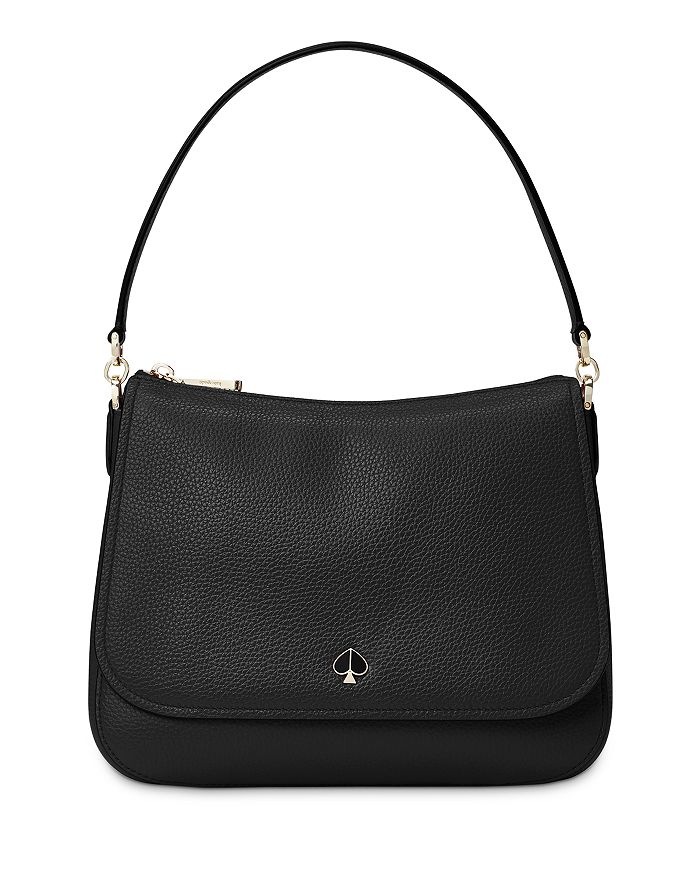 kate spade new york - Polly Medium Leather Shoulder Bag