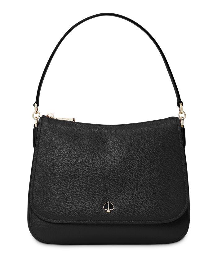 Kate spade new york Polly Medium Leather Shoulder Bag    Bloomingdale's