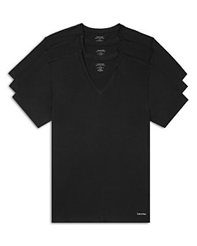 Calvin Klein - Short-Sleeve V-Neck Tee