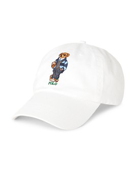 Polo Ralph Lauren - Preppy Bear Chino Baseball Cap