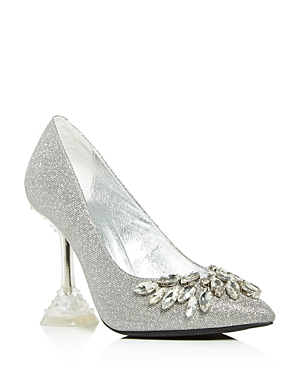 Jeffrey Campbell Women\\\'s Lure Crystal High-Heel Pumps