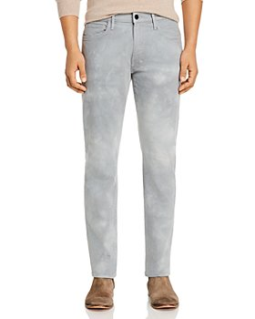 Joe's Jeans - The Asher Slim Fit Jeans in Gray Marble