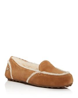 UGG® - Women's Hailey Leather Loafers