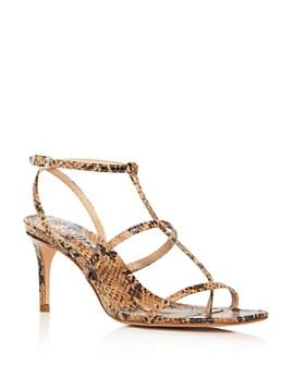 SCHUTZ - Women's Ameena T-Strap High-Heel Sandals
