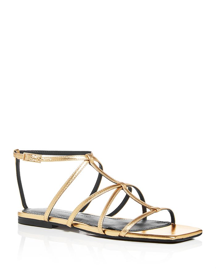 Sigerson Morrison - Women's Fedora Strappy Sandals