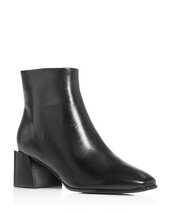 Sigerson Morrison - Women's Mandel Block-Heel Booties