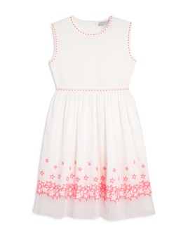 Stella McCartney - Girls' Embroidered Star Dress - Little Kid