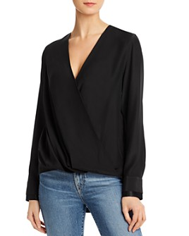 rag & bone - Victor Silk Blouse
