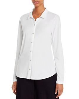 Eileen Fisher Petites - Cotton Classic Shirt