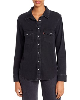 Levi's - Essential Western Denim Shirt