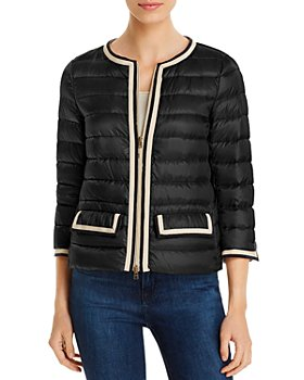 Herno - Two-Tone Trimmed Down Jacket