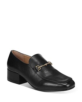 Sam Edelman - Women's Jamille Block Heel Loafers