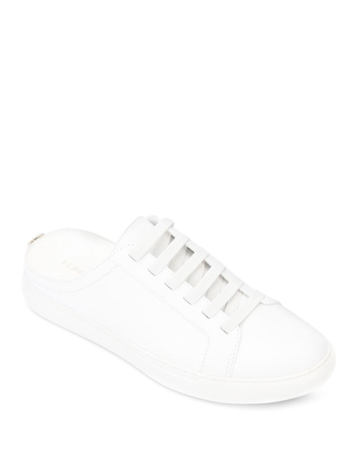 Kenneth Cole Women's Kam Slip-On Mule Sneakers    Bloomingdale's