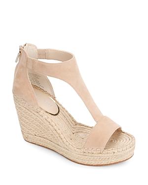 Women's Olivia T-Strap Espadrille Sandals