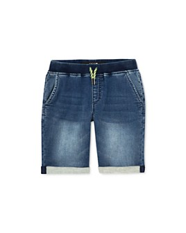 Joe's Jeans - Boys' Slim Fit Denim Jogger Shorts - Little Kid