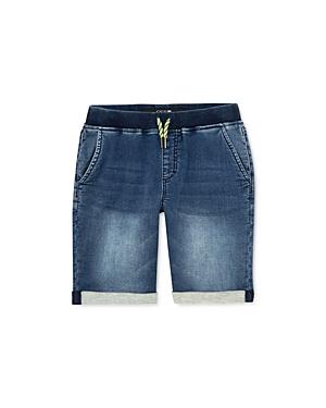 Joe's Jeans Boys' Slim Fit Denim Jogger Shorts - Little Kid