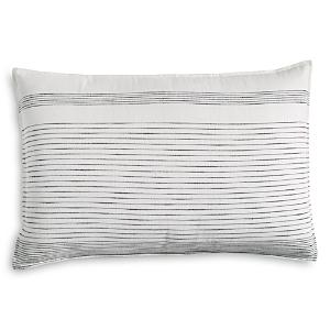 Dkny Pure Woven Stripe Reversible King Pillow Sham