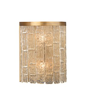 Jamie Young - Waterfall Demi-Lune Wall Sconce