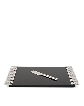 Michael Aram - Mirage Collection 2-Piece Small Cheeseboard & Knife Set